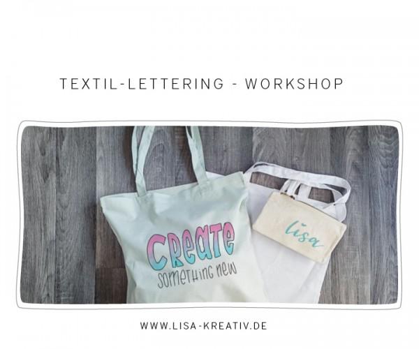 Textil-Workshop - SA   30. März 2019   14.30-17.30 Uhr