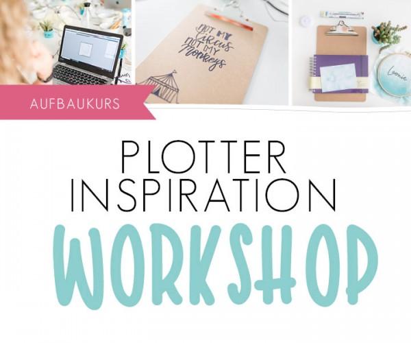 Plotter INSPIRATION Workshop - SO | 01. Dez 2019 | 11-16 Uhr